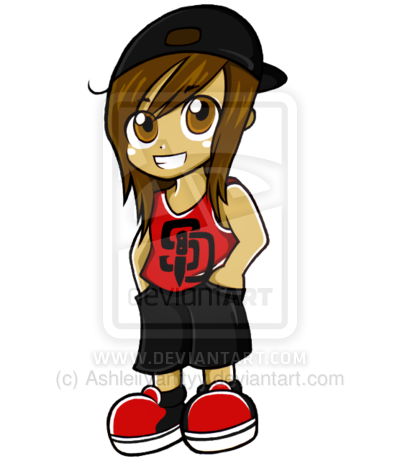 Vic Fuentes Cartoon.