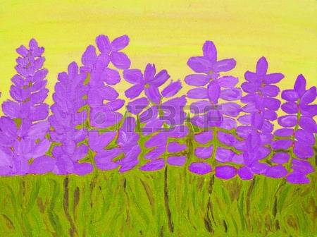 Lupin Stock Vector Illustration And Royalty Free Lupin Clipart.
