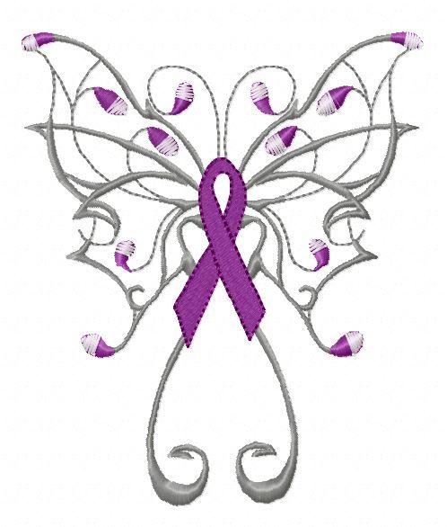 Lupus awareness clipart.