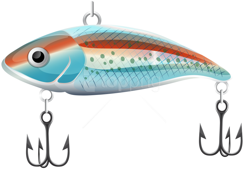 Fishing lure PNG Images.