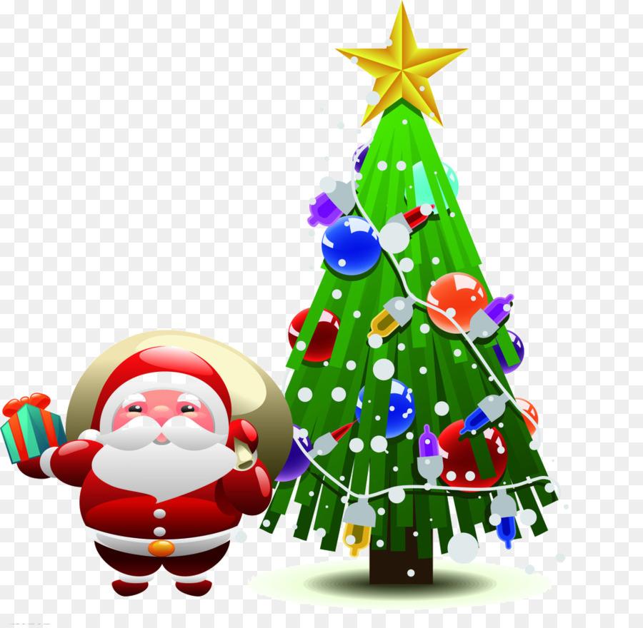 Cartoon Christmas Lights clipart.