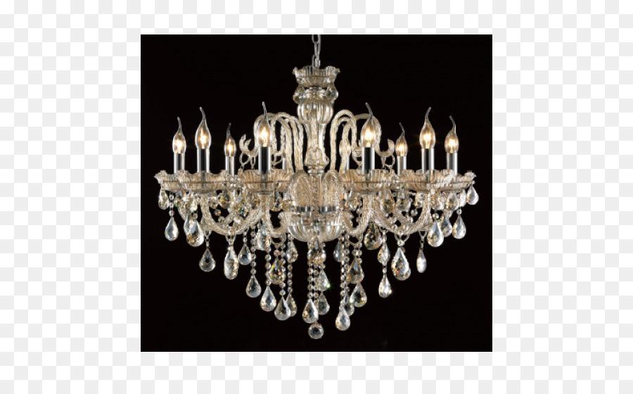 Incandescent light bulb Chandelier Crystal Glass.