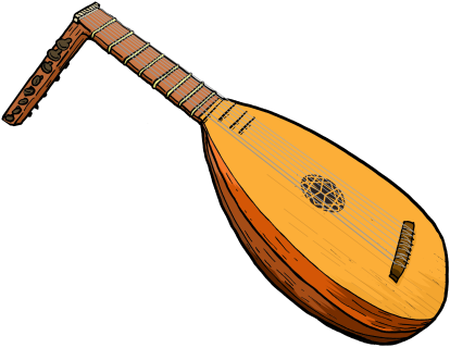 lute (europe).