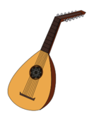 Musical Instrument Vector.
