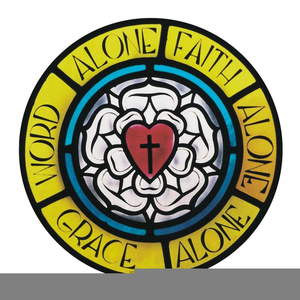 Lutheran Seal Clipart.