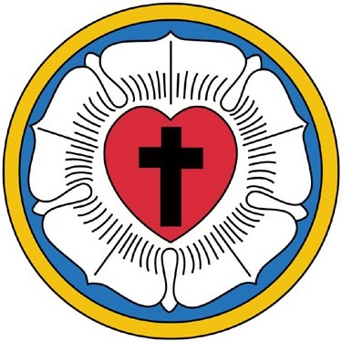 Lutheran Rose Clipart.