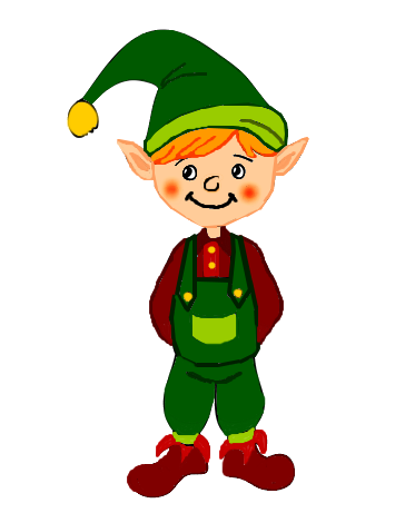 Lutin clipart 5 » Clipart Station.