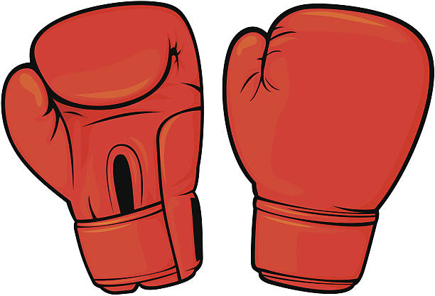 265 Boxing Glove free clipart.