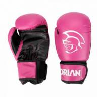 LUVA DE BOXE/MUAY THAI PRETORIAN FIRST 12 Oz ROSA.