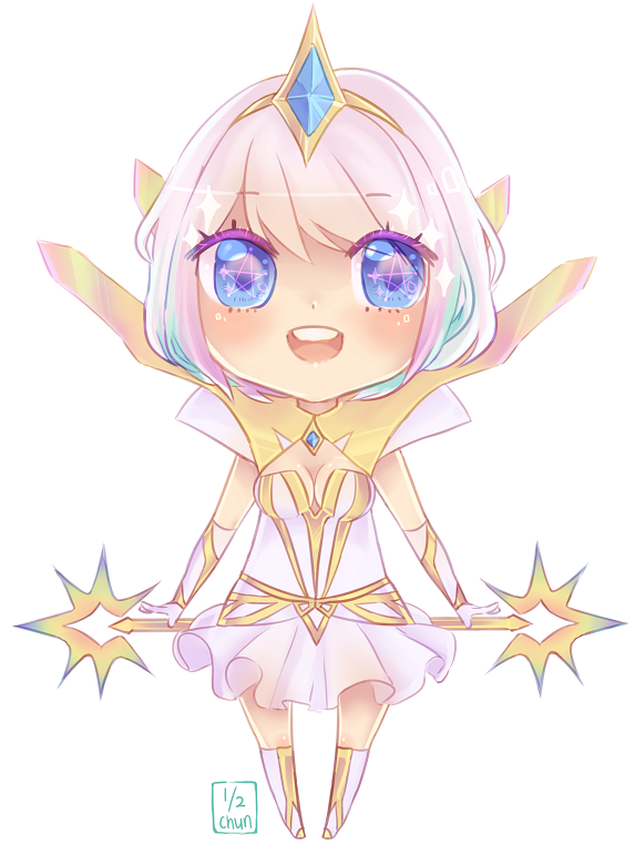 Elementalist Lux Png Vector, Clipart, PSD.