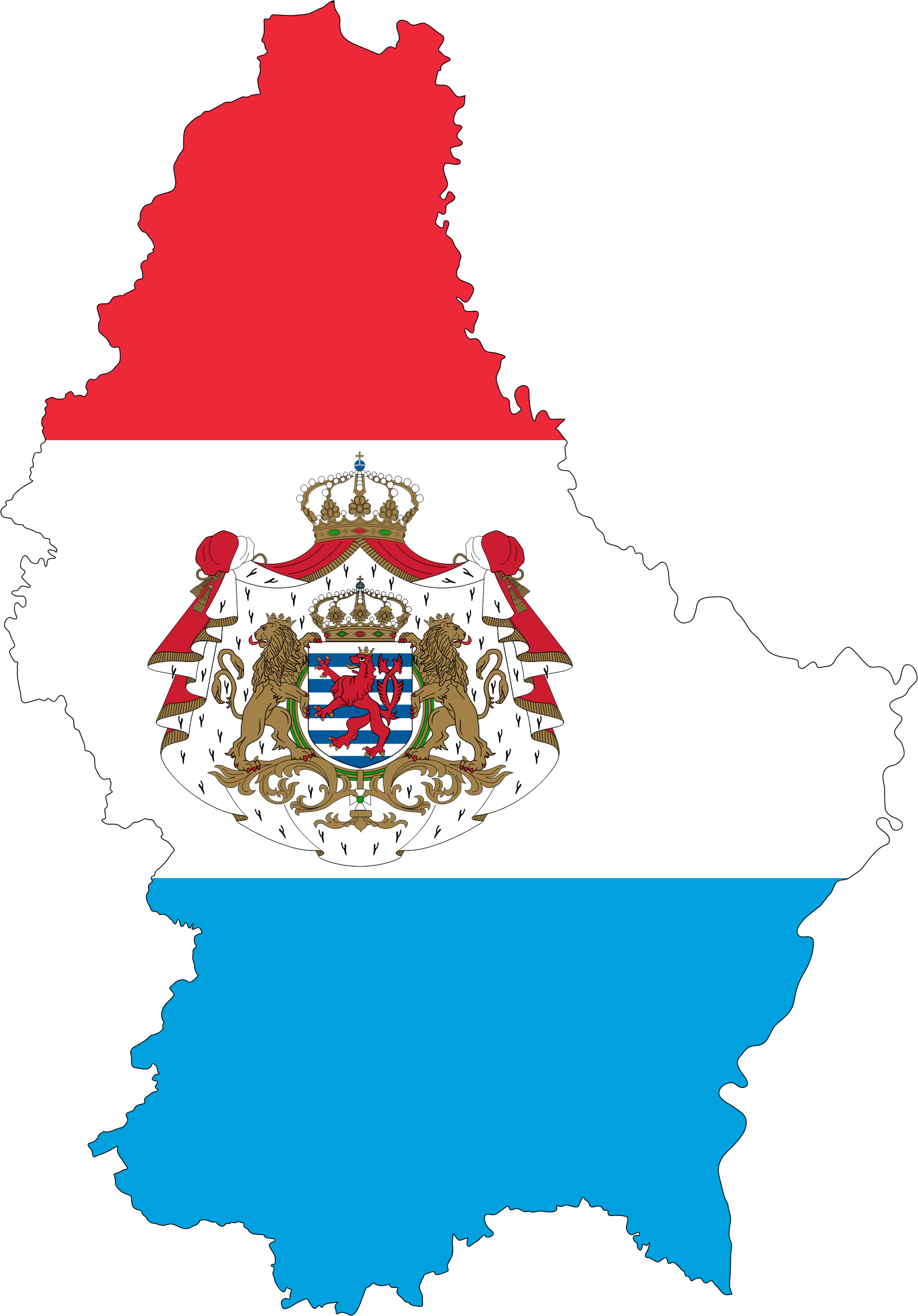 Clipart luxembourg.