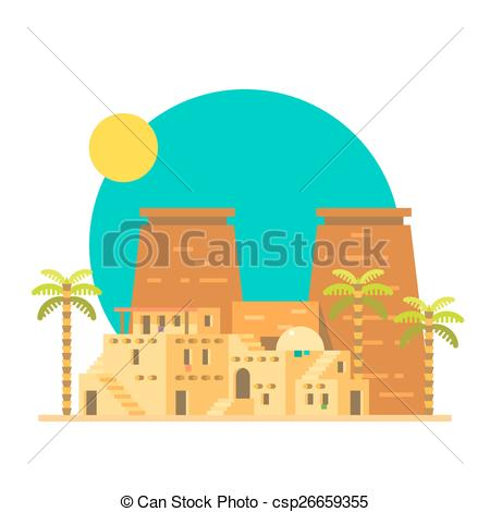 Luxor Vector Clip Art Illustrations. 99 Luxor clipart EPS vector.