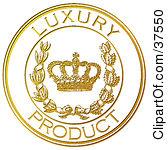 Luxury clipart.