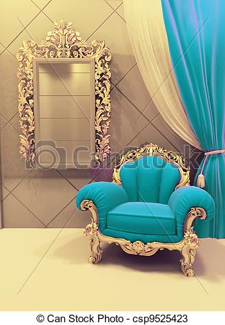 Luxurious clipart.