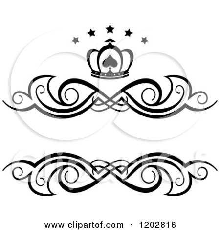 Royalty Free Stock Illustrations of Luxurious by Vector Tradition.