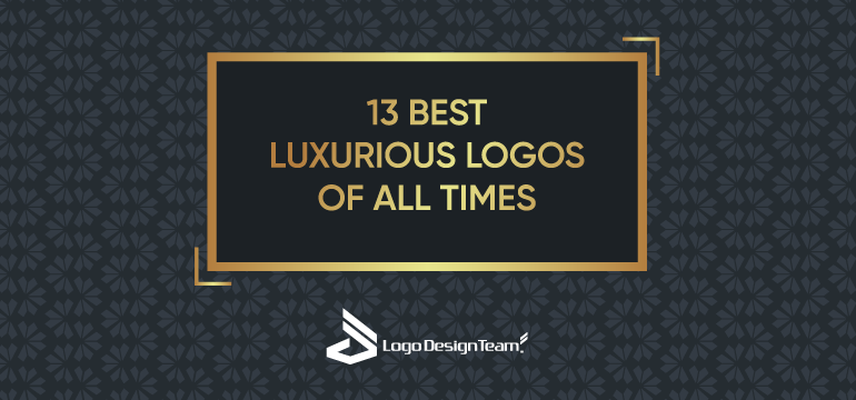 13 Best Luxurious Logos Of All Times.