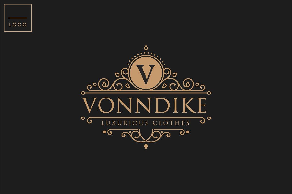 Luxurious Logo.
