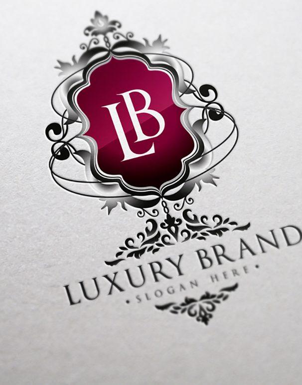 Luxurious Logo (Exclusive License).