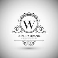 Luxury Logo Free Vector Art.