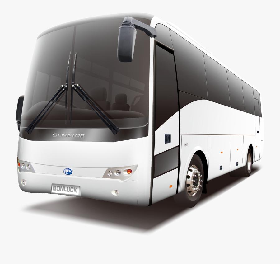 Clipart Bus Luxury Bus.
