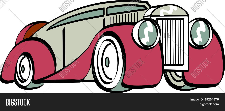 Luxury Car Clip Art Stock Vector & Stock Photos.