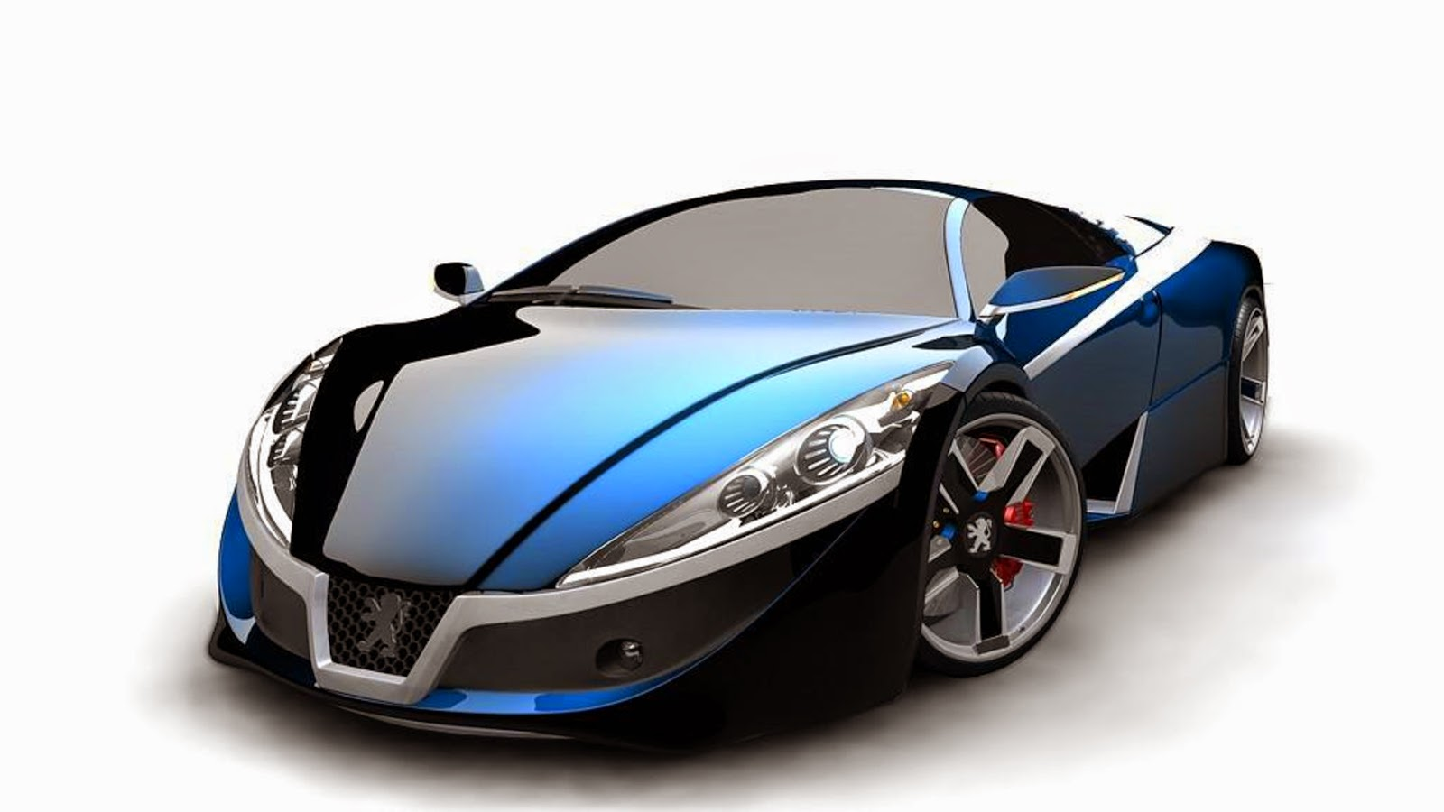 Exotic cars pictures clipart.