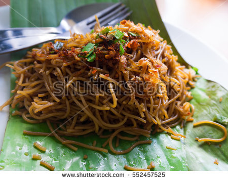 Noodle Of Phuket Stock Images, Royalty.