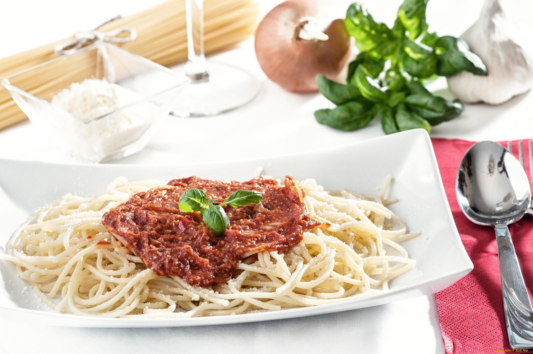 Food Wallpaper: Italian Pasta Wallpaper Desktop Background for HD.