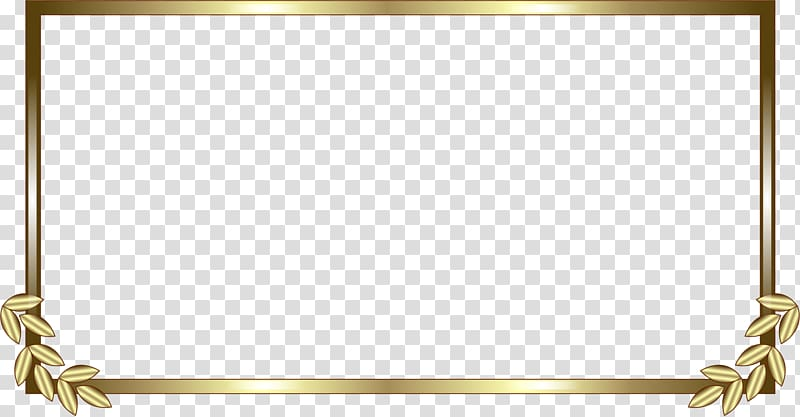 No Female, luxury frame transparent background PNG clipart.