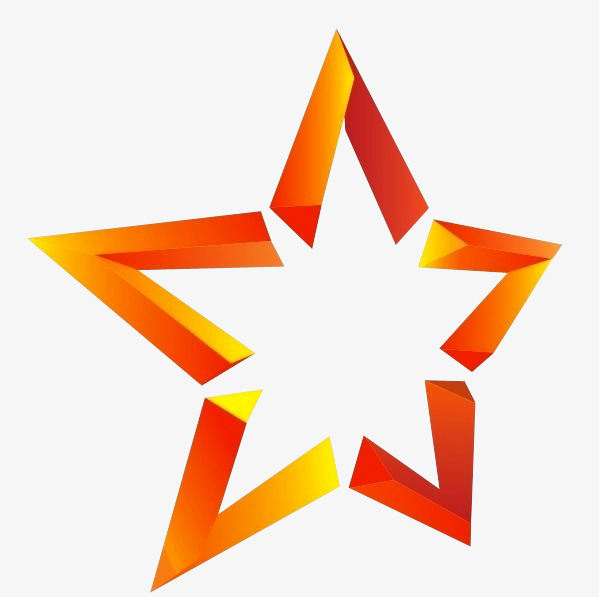 516 Star Png free clipart.