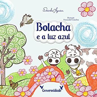 Amazon.com: BOLACHA E A LUZ AZUL (AS 7 VIRTUDES.