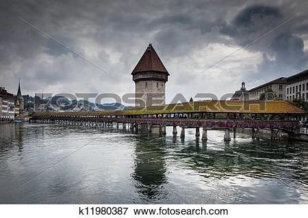 Picture of Lucerne/Luzern, Switzerland k11980387.