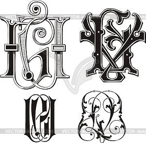 Monogram LV.