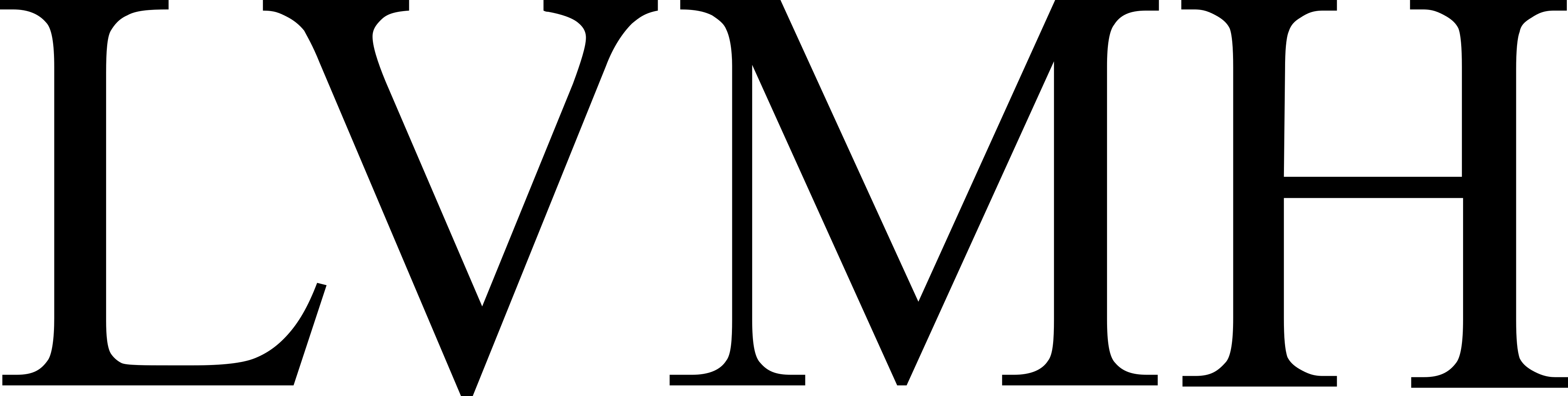 LVMH Logo.