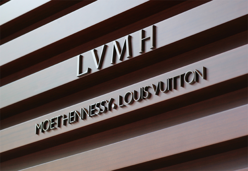 New LVMH report explores commercial potential of blockchain.