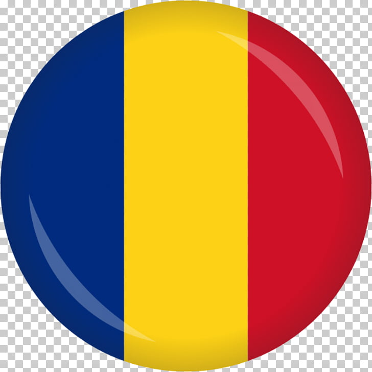 Flag of Romania Lycamobile Logo, PNG clipart.