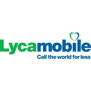 Lycamobile logo, Vector Logo of Lycamobile brand free.