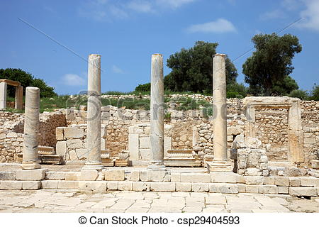 Stock Photographs of Lycia, Patara,antalya csp29404593.