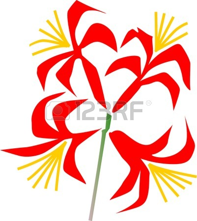 Lycoris Radiata Stock Photo, Picture And Royalty Free Image. Image.