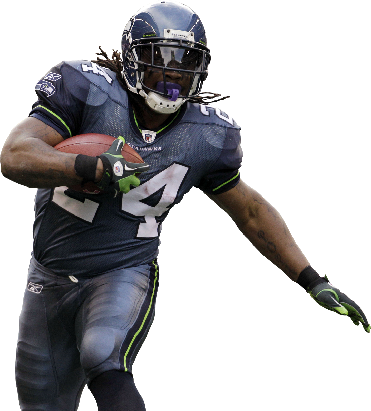 Marshawn lynch clipart.