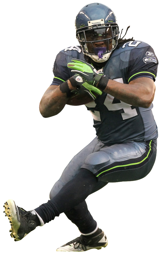 24 Marshawn Lynch Clip Art.
