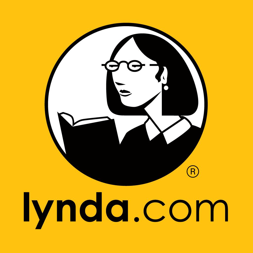 Lynda.com Logo / Internet / Logonoid.com.