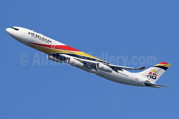 Airbus A340.