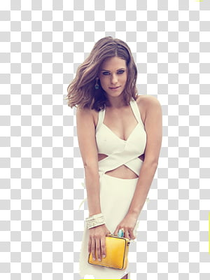 Lyndsy Fonseca transparent background PNG clipart.