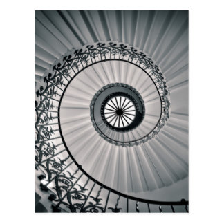 Spiral Stairs Postcards.