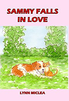 Amazon.com: Sammy Falls in Love (Sammy the Dog Book 5) eBook: Lynn.