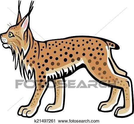 Lynx Clipart.