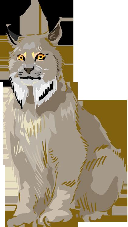 Free Lynx Clipart.