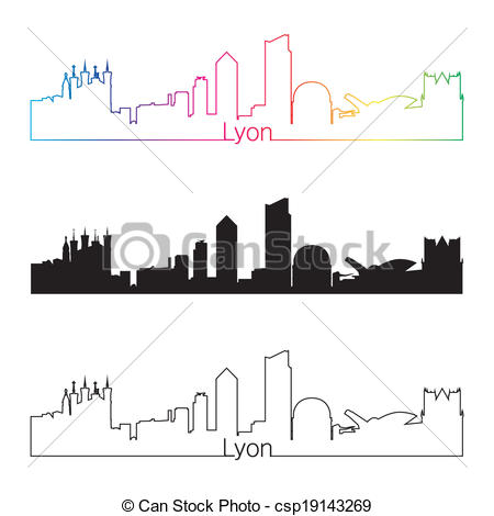 Lyon clipart #17