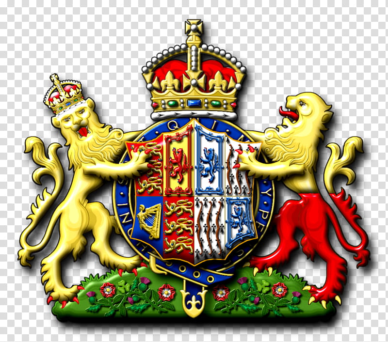Coat of Arms of Queen Elizabeth Bowes.
